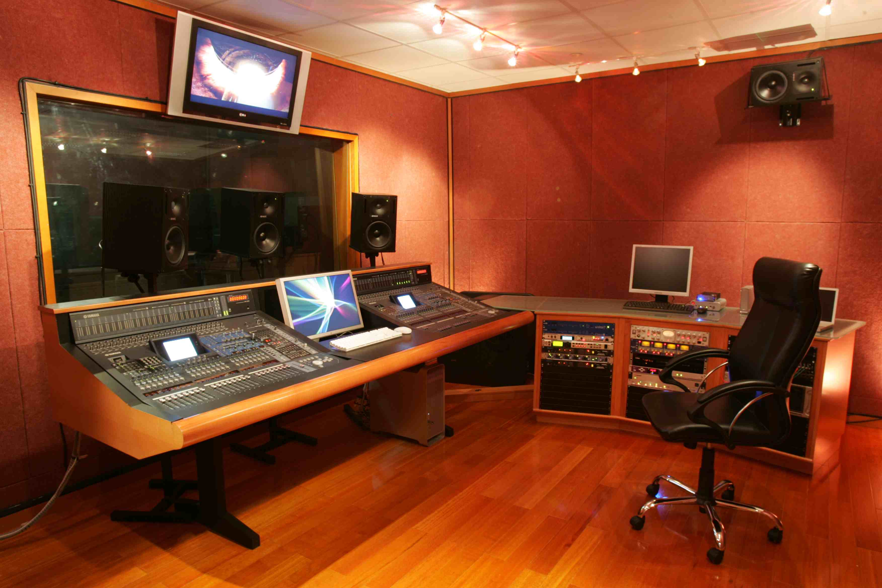 1000 images about control surfaces mixers gallery on for Studio room design